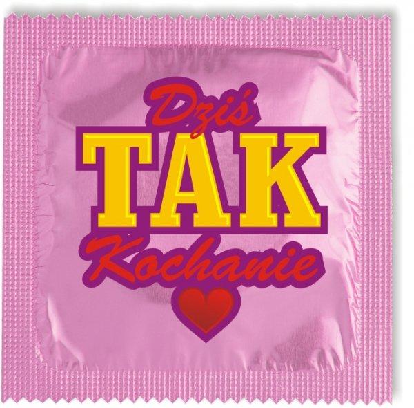 Prezerwatywa Dziś Tak Kochanie