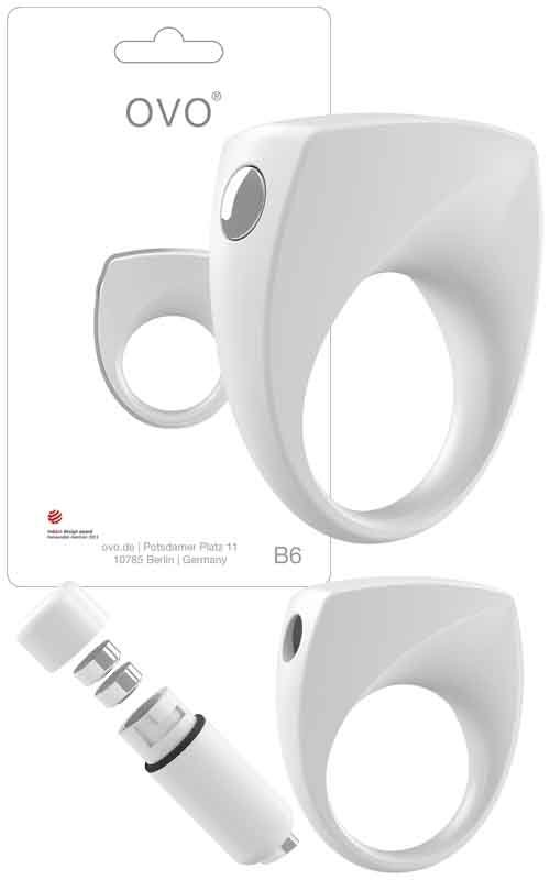 Ring B6 White