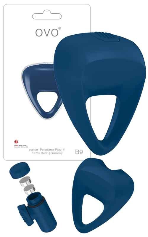 Ring B9 Blue