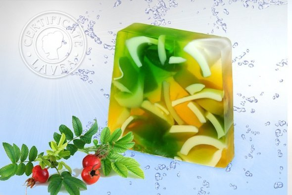 Mydło zielona herbata 100g