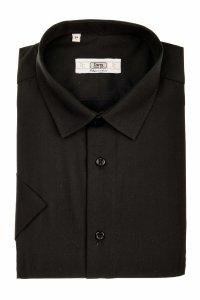 Koszula męska Slim - czarna