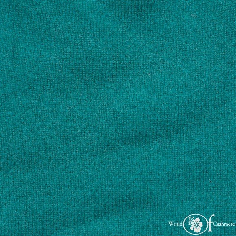 Czapka dwustronna granatowy + zielono-niebieski