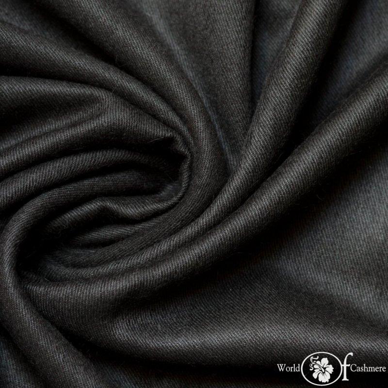 Czarny szal / chusta