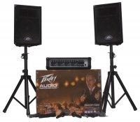 PEAVEY Audio Performer Pack zestaw nagłośnieniowy