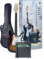 Stagg ESURF 250  - gitara elektryczna z wyposażeniem