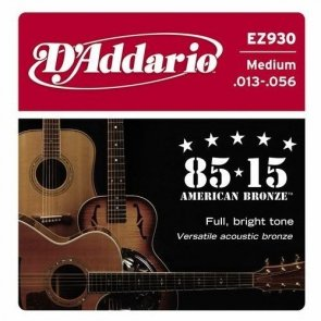 D`Addario EZ930 Medium 13-56
