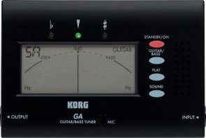 KORG GA-40 tuner gitarowy/basowy