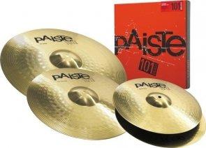 PAISTE 101 Zestaw talerzy perkusyjnych