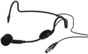 HSE-90, elektretowy mikrofon nagłowny