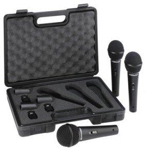 BEHRINGER XM1800S Mikrofony dynamiczne