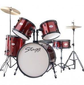 Stagg TIM 122 WR - akustyczny zestaw perkusyjny