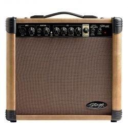 Stagg 20 AA R - combo akustyczne 20 Watt z reverbem