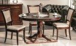 Stół rozkładany MARGO ciemny orzech