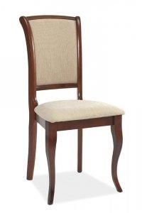 Krzesło drewniane MN-SC czereśnia antyczna T01