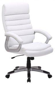 Fotel obrotowy Q087 biały