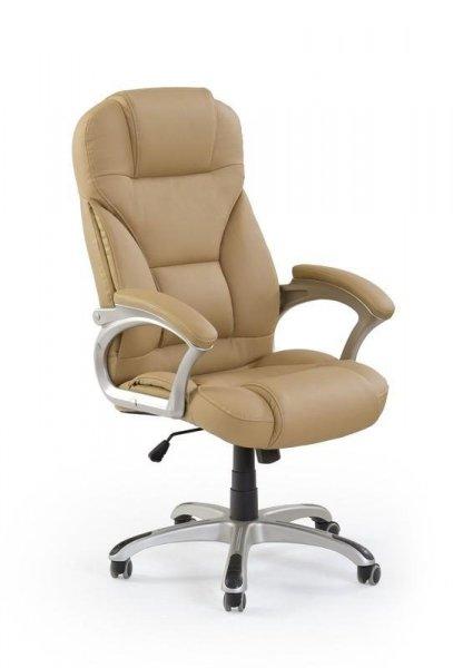 Fotel gabinetowy DESMOND beżowy