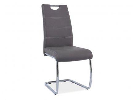 Krzesło H666 szary