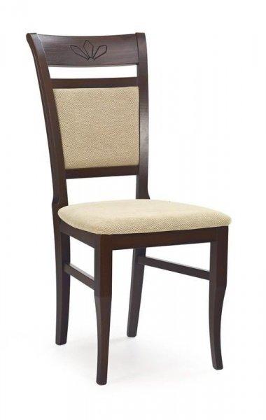 Krzesło JAKUB ciemny orzech