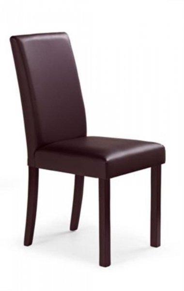 Krzesło NIKKO ciemny orzech