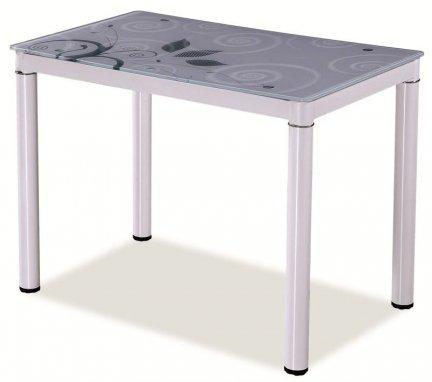 Stół DAMAR 100x60 biały