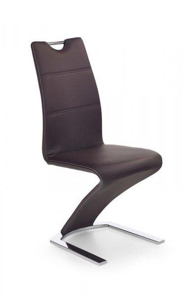 Krzesło K188  brązowe