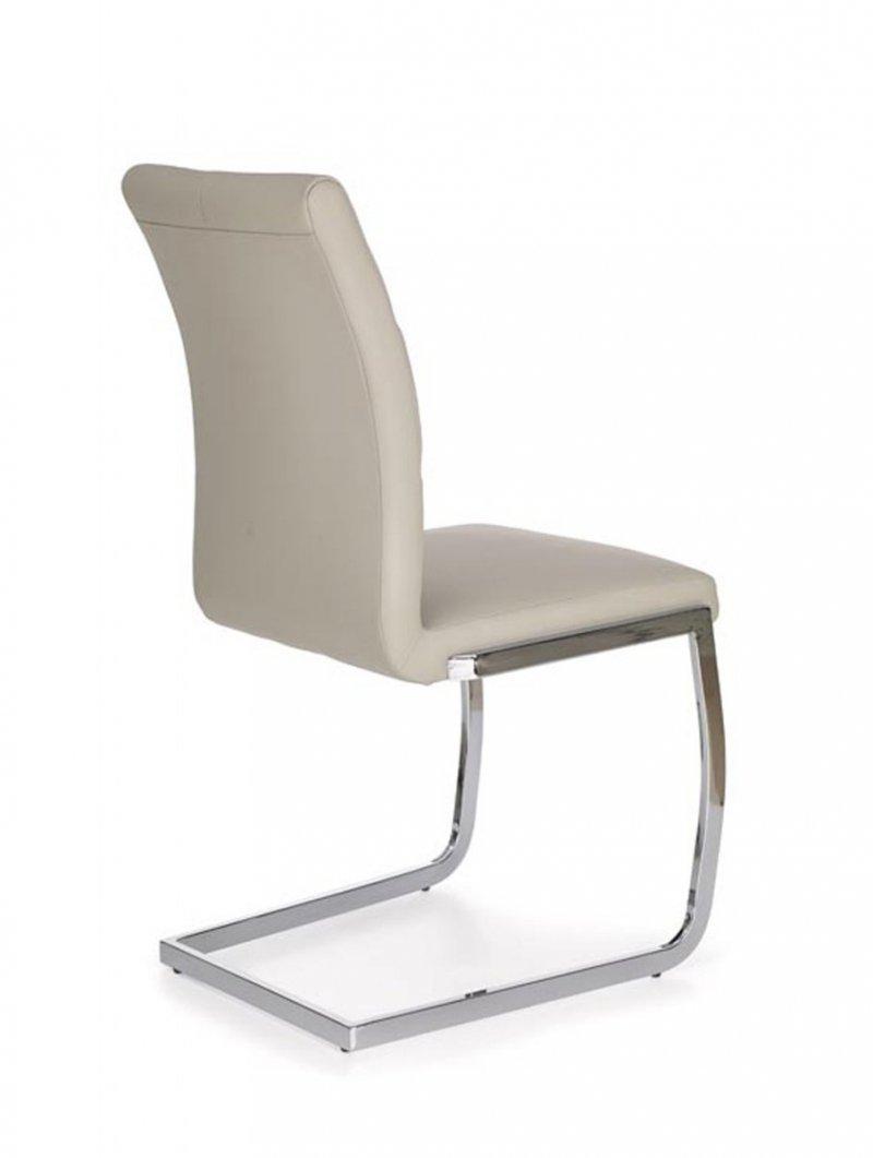 Krzesło K228 jasno popielate