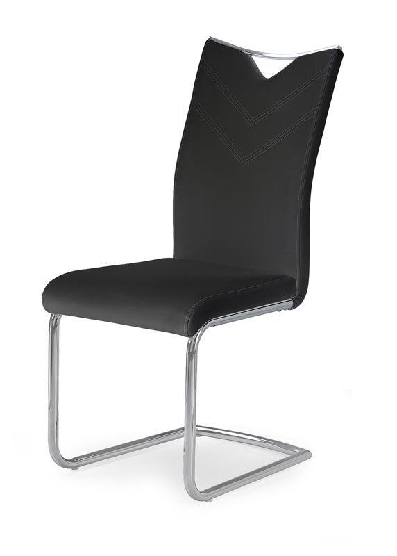 Krzesło K224 czarne