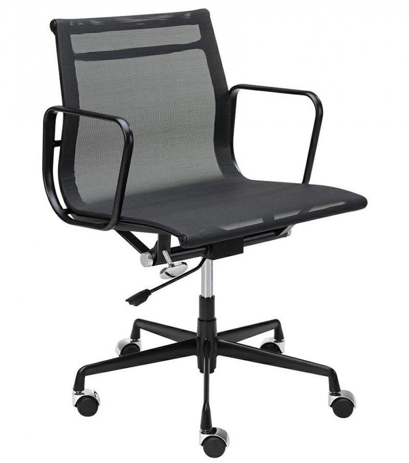 Fotel biurowy BODY PRESTIGE czarny
