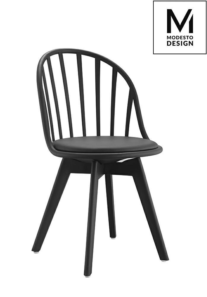 Krzesło ALBERT czarne