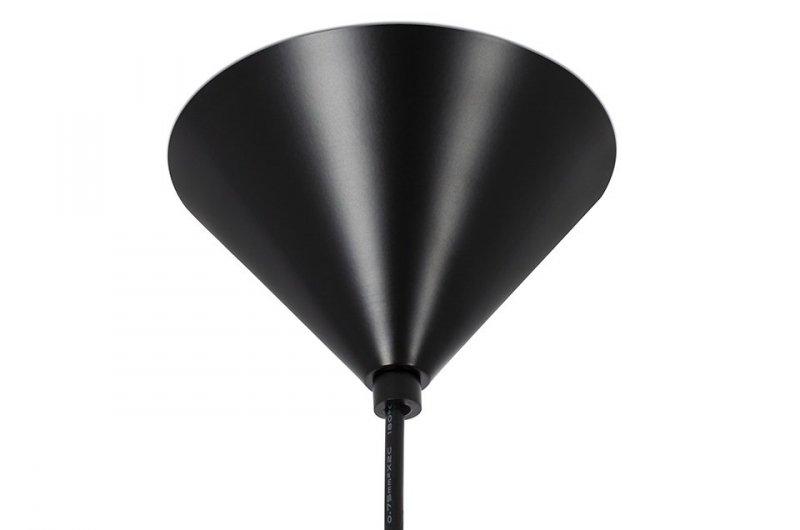 Lampa wisząca LUNA 110 czarna