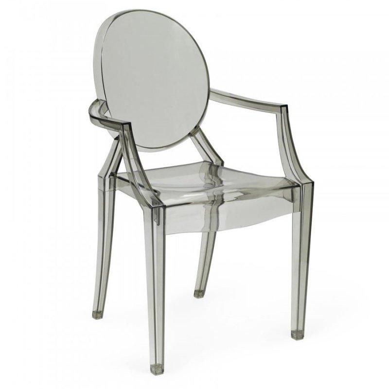 Krzesło LOUIS dymione