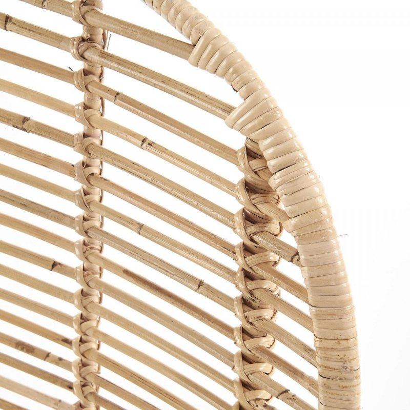Krzesło K337 rattan naturalny