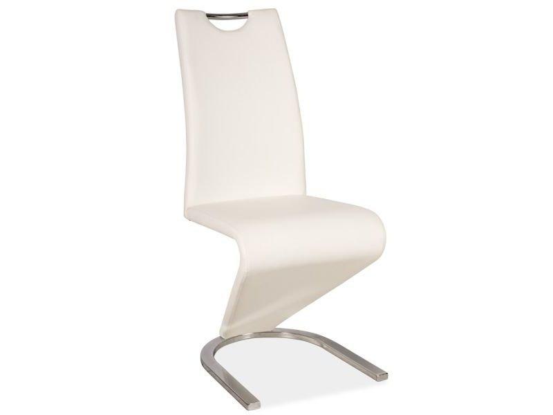 Krzesło H090 białe