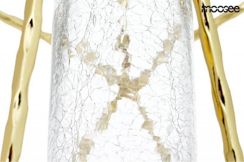 Lampa wisząca HAVANA M złota