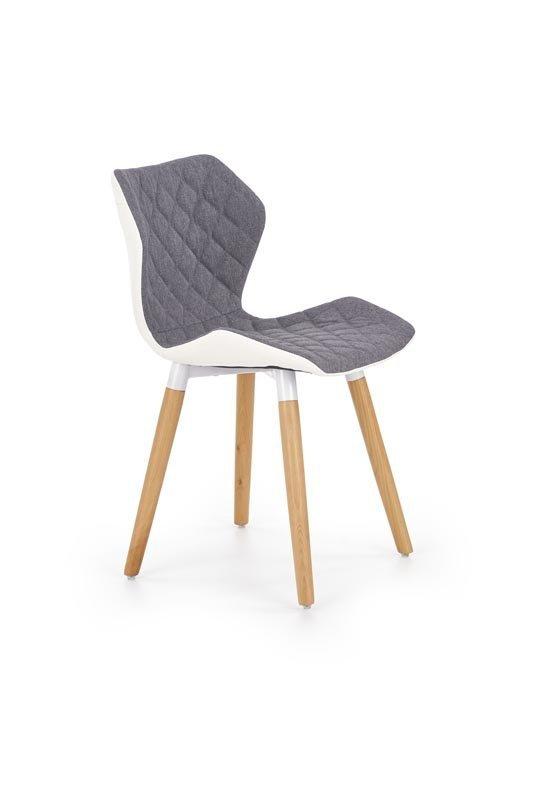 Krzesło K277 popielate