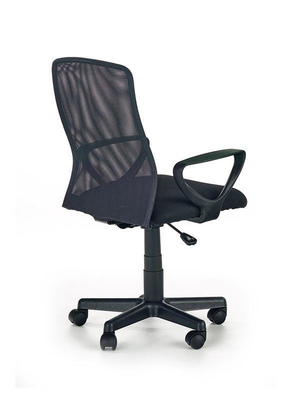 Fotel biurowy ALEX czarno-szary