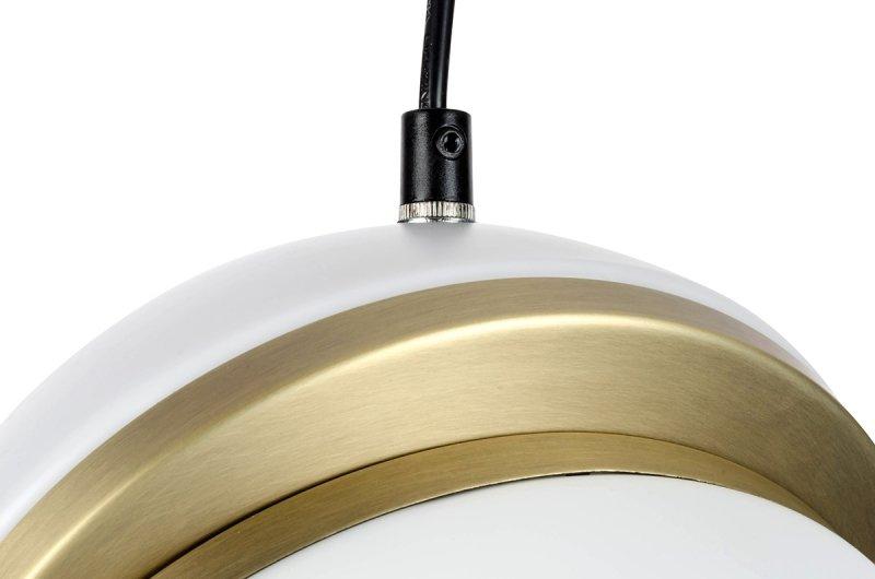 Lampa wisząca GLOBE 20 złota