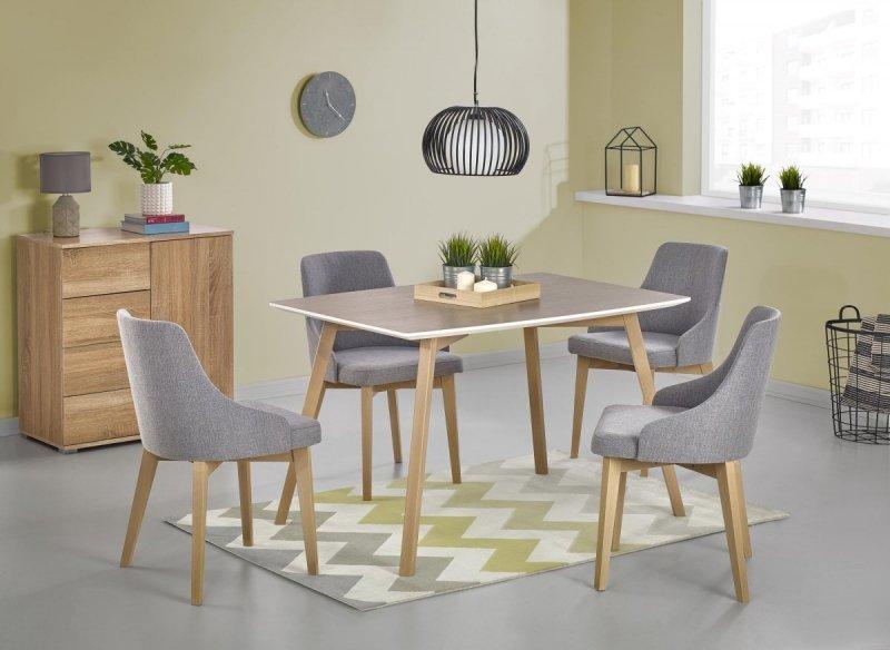 Krzesło TOLEDO dąb sonoma/Inari 91