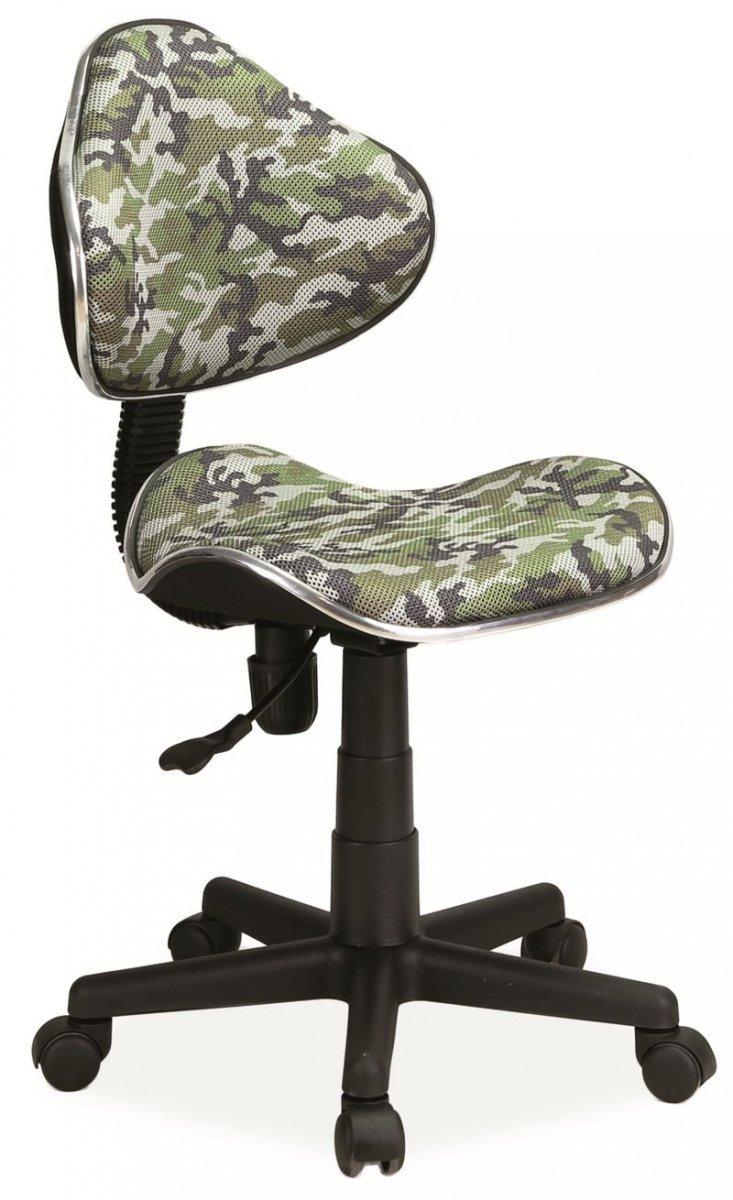 Fotel obrotowy Q-G2 moro