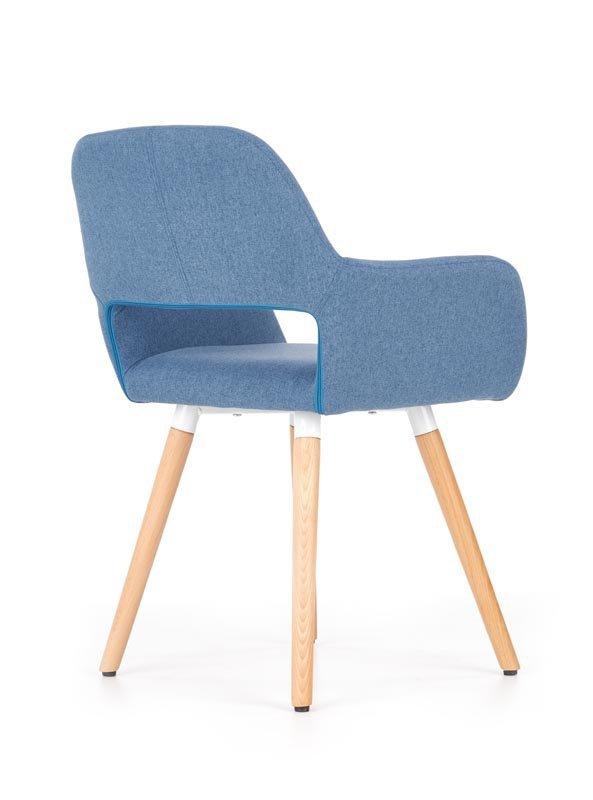 Krzesło K283 niebieskie
