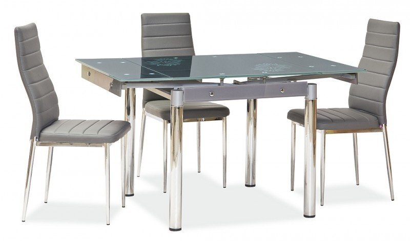 Stół rozkładany GD082 szary
