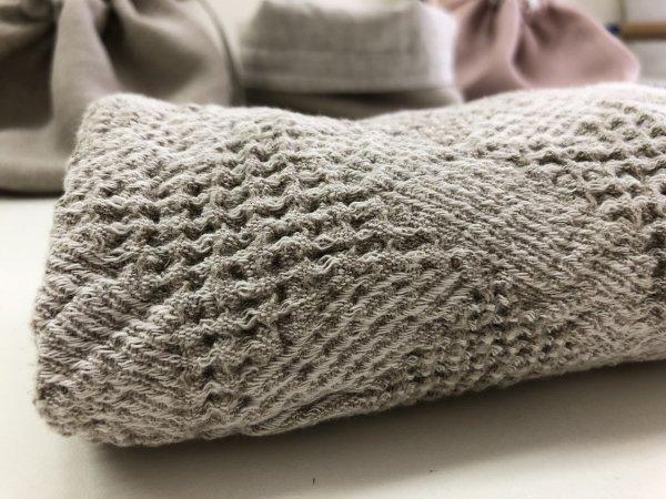 Ręcznik lniany kąpielowy 85x145 cm