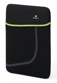 Kieszeń na laptop / tablet MORANDA 15 BSL.1014.03 czarny,zielony