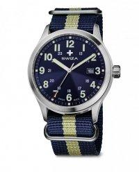 zegarek KRETOS Gent, SST, blue, blue WAT.0251.1009