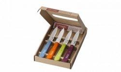 Zestaw noży kuchennych do warzyw Opinel Pop Box No 112