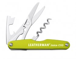 Multitool Leatherman Juice CS3 Moss Green 832371