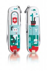 Scyzoryk Victorinox Classic Sea World 0.6223.L1502