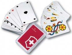 Karty do gry Victorinox Niemcy-Szwajcaria 9.6091.2
