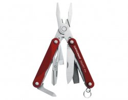 Multitool Leatherman Squirt PS4 Red 831227