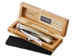 Opinel, Inox Lux Horn No 08